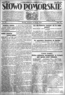 Słowo Pomorskie 1927.02.24 R.7 nr 44