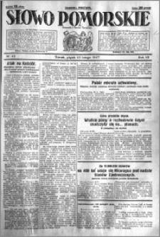 Słowo Pomorskie 1927.02.25 R.7 nr 45