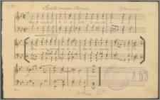 Gaude Mater Polonia : [na chór, organy i zespół smyczkowy]