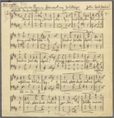 Hymn śpiewactwa polskiego : [na] chór męski