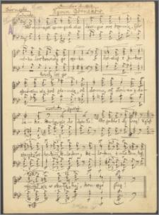 Hymn Górników : [na] chór męski