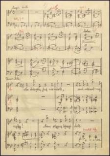Józef Piłsudski : oratorium : [na głosy solowe, chór mieszany, orkiestrę symfoniczną]