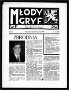 Młody Gryf 1934, R. 4, nr 25