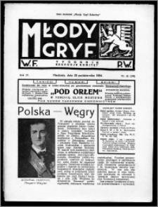 Młody Gryf 1934, R. 4, nr 43