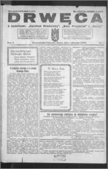 Drwęca 1930, R. 10, nr 1