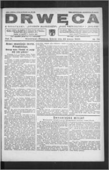 Drwęca 1930, R. 10, nr 34