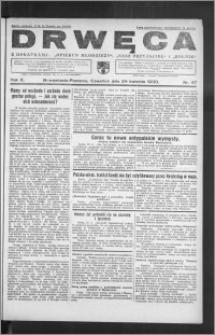 Drwęca 1930, R. 10, nr 47