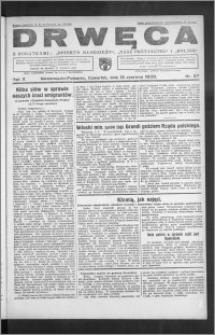Drwęca 1930, R. 10, nr 67