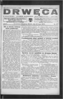 Drwęca 1930, R. 10, nr 87
