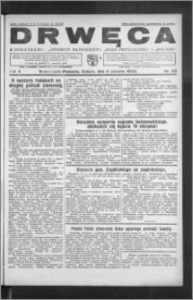 Drwęca 1930, R. 10, nr 92