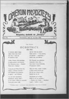 Opiekun Młodzieży 1930, R. 7, nr 2