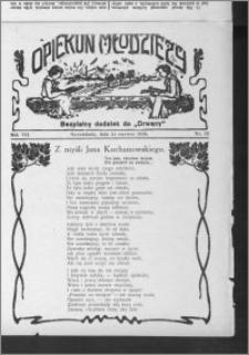 Opiekun Młodzieży 1930, R. 7, nr 12