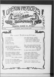 Opiekun Młodzieży 1930, R. 7, nr 16