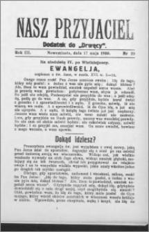 Nasz Przyjaciel 1930, R. 7, nr 20