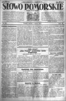 Słowo Pomorskie 1927.03.01 R.7 nr 48