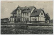 Kruschwitz : Dworzec