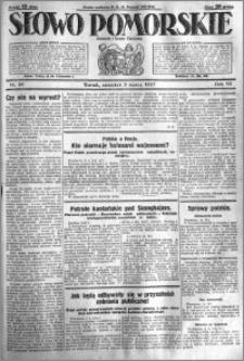 Słowo Pomorskie 1927.03.03 R.7 nr 50