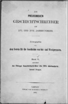 Geschichte des ersten schwedisch-polnischen Krieges in Preussen : nebst Anhang