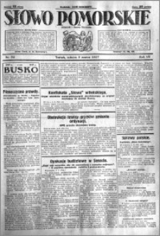 Słowo Pomorskie 1927.03.05 R.7 nr 52