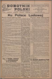 Robotnik Polski w Wielkiej Brytanji 1942, R. 3 nr 21