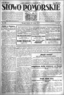 Słowo Pomorskie 1927.03.12 R.7 nr 58