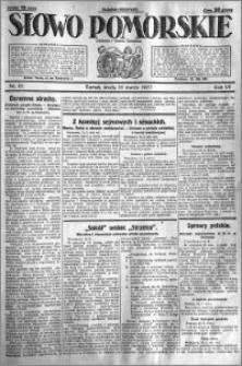 Słowo Pomorskie 1927.03.16 R.7 nr 61