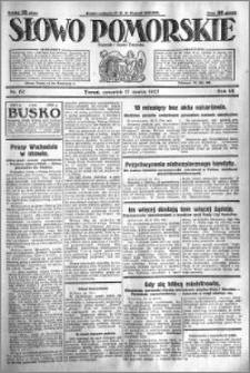 Słowo Pomorskie 1927.03.17 R.7 nr 62