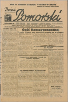 Dzień Pomorski 1934.10.21, R. 6 nr 240