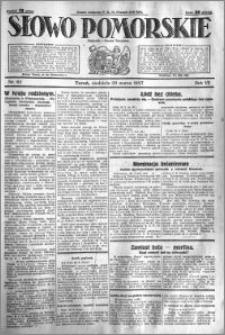 Słowo Pomorskie 1927.03.20 R.7 nr 65