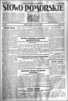 Słowo Pomorskie 1927.03.23 R.7 nr 67