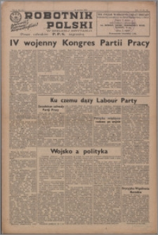 Robotnik Polski w Wielkiej Brytanji 1943, R. 4 nr 12