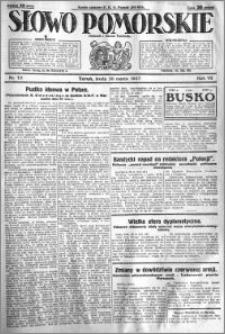 Słowo Pomorskie 1927.03.30 R.7 nr 73