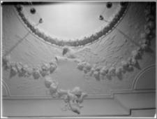 Baněnskě Ivanovice (Morawy, Czechy). Pałac opatów velehradzkich. Kaplica Matki Boskiej. Wnętrze autorstwa Baltazara Fontany