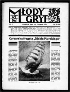 Młody Gryf 1935, R. 5, nr 25