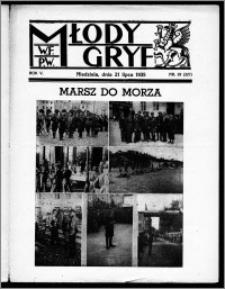 Młody Gryf 1935, R. 5, nr 29