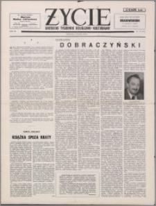 Życie : katolicki tygodnik religijno-kulturalny 1955, R. 9 nr 22 (414)