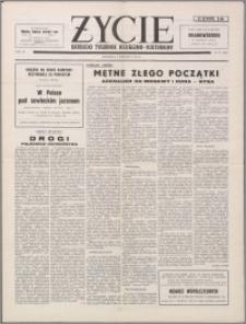 Życie : katolicki tygodnik religijno-kulturalny 1955, R. 9 nr 36 (428)