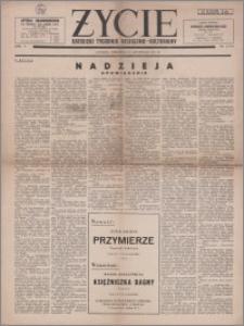 Życie : katolicki tygodnik religijno-kulturalny 1951, R. 5 nr 47 (231)