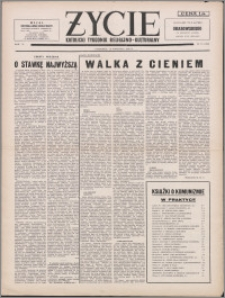 Życie : katolicki tygodnik religijno-kulturalny 1956, R. 10 nr 16 (460)