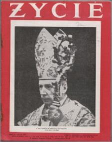 Życie : katolicki tygodnik religijno-kulturalny 1956, R. 10 nr 45 (489)
