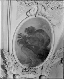 Kromieryż (Czechy, Morawy). Pałac Arcybiskupi (zamek). Sala Terrena. Dekoracje autorstwa Baltazara Fontany