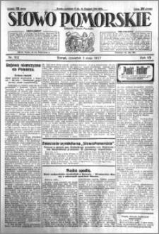 Słowo Pomorskie 1927.05.05 R.7 nr 102