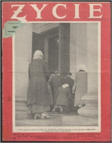 Życie : katolicki tygodnik religijno-kulturalny 1957, R. 11 nr 5 (502)