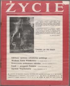 Życie : katolicki miesięcznik społeczno-kulturalny 1958, R. 12 nr 2 (551)