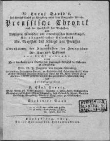 Preussische Chronik. Bd. 7