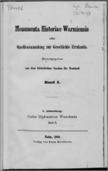 Urkunden der Jahre 1231-1340