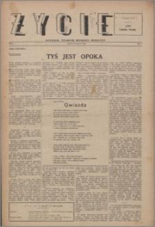 Życie : katolicki tygodnik religijno-społeczny 1947, R. 1 nr 7