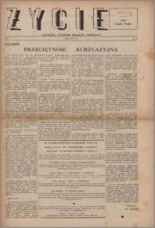 Życie : katolicki tygodnik religijno-społeczny 1947, R. 1 nr 10