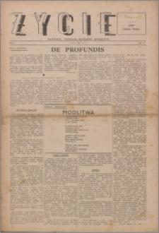 Życie : katolicki tygodnik religijno-społeczny 1947, R. 1 nr 13