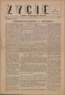 Życie : katolicki tygodnik religijno-społeczny 1947, R. 1 nr 14
